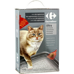 Litiere pour chat, ultra absorbante