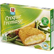 Croque fromage U, 200g