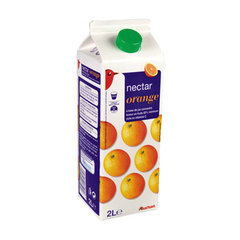 Nectar d'orange Source de Vitamine C