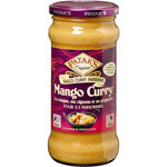 Patak's sauce mango curry 350g