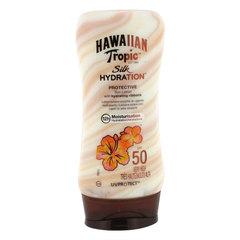 Hawaiian Tropic - Y00609A0 - Lotion Solaire Hydratante - Silk Hydration - SPF 50