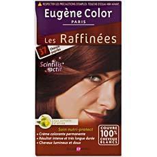 eugene color les raffinees n37 chatain paprika - Couleur Eugene Color