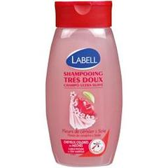 Shampooing tres doux, cheveux colores ou meches, le flacon de 250ml