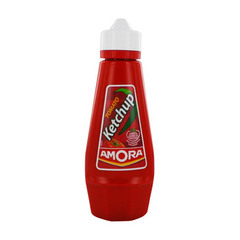 Amora ketchup top up 300g