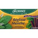 Infusion reglisse menthe, 25 x 1.5g, 38g