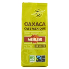 Cafe tradition Alter Eco Mexique 100% Arabica bio 250g