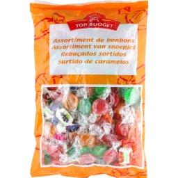 Assortiment de bonbons, le paquet,950g