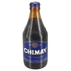 Chimay bleue biere 9° -33cl