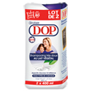 Dop shampooing lait hydratant 2x400ml