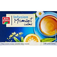 Belle France Infusion Moment Calme 20 Sachets 32 g -...
