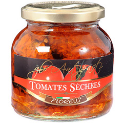 Tomates sechees