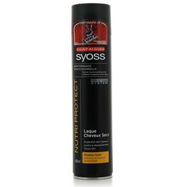 Syoss laque nutri protect fixation forte 400ml