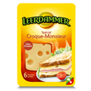 Leerdammer special croque tranche x6 -150g