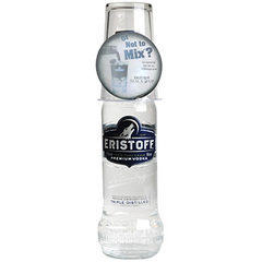 Vodka Eristoff Original + verre 70cl