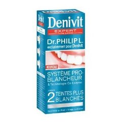 Denivit Dr Philip dentifrice blancheur 50ml