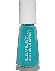 Layla Cosmetics Milano Vernis à Ongles Softtouch Effet Aqua Zen 10 ml