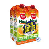 jusd' orange fruite 3x1l5