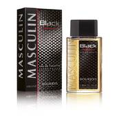 Bourjois Eau de toilette Black Premium Masculin le flacon de 100 ml