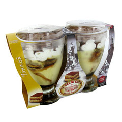 La Gelateria coppa tiramisu 2x180ml