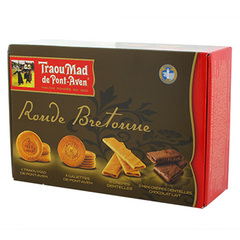 Biscuits Traou Mad de Pont-Aven Assortiment 245g