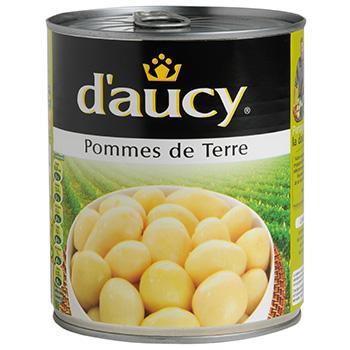 pommes de terre daucy boite 4 4 530g tous les produits. Black Bedroom Furniture Sets. Home Design Ideas