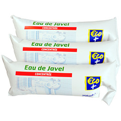 Eau de javel concentree Eco+ 3x250ml