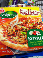 Pizza Volpone moelleuse Royale 600g