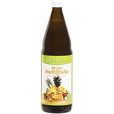 Nectar multi fruits SAUTTER, 75cl