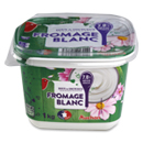 Auchan fromage blanc 40% -1kg