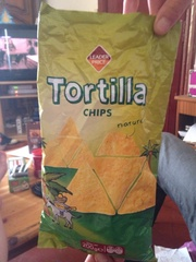 Tortilla chips nature 200g