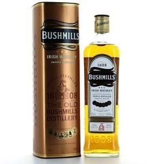 Irish Whisky Bushmills Original 40° ble 70cl + etui Alambic