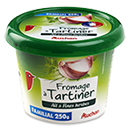 Auchan fromage a tartiner ail et fines herbes 250g