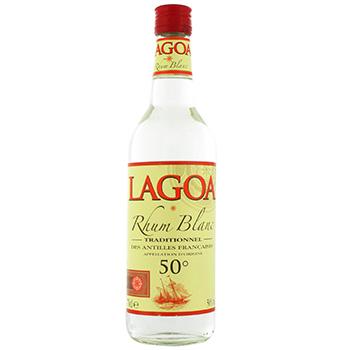 rhum blanc antillais lagoa 50 vol 70cl tous les produits alcools blancs digestifs liqueurs. Black Bedroom Furniture Sets. Home Design Ideas