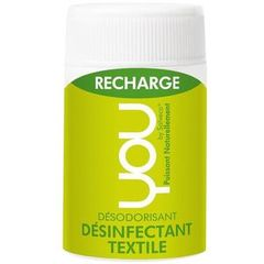 You recharge desodorisant textile jardin secret 12ml
