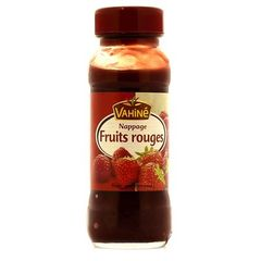 Vahine, Nappage fruits rouges, le flacon de 165 gr