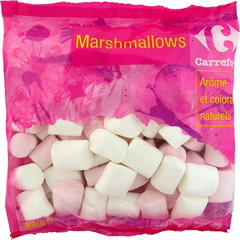 Marshmallows, guimauve fantaisie