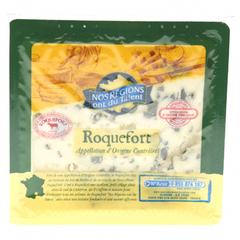 Fromage Roquefort AOC Nos regions ont du Talent 150g