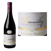 Vin rouge Brouilly Antoine Barrier AOC 2013 75cl