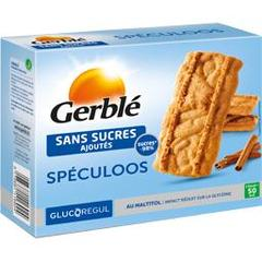 Speculoos sans sucre ajoute GERBLE, 113g