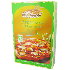 Mon Fournil preparation pate pizza a l'epeautre bio 380g