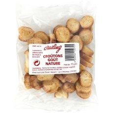 Croutons nature SCAN IMPORT, 75g