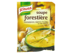 Soupe deshydratee forestiere KNORR, 89g, 0,75cl