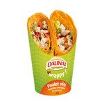 Sandwich Be Wrappy poulet roti, tomates marinees et pesto DAUNAT, 180g