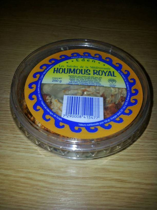 Houmous royal