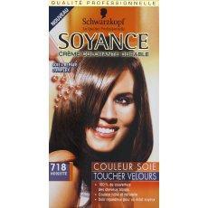 coloration creme permanente soyance noisette n718 - Coloration Noisette