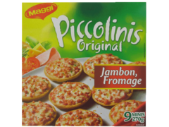 Piccolinis jambon fromage