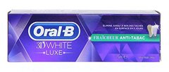Dentifrice3D White Luxe - Fraîcheur Anti-tabac