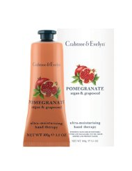 Crabtree & Evelyn Crème Mains Hydratante Pomegranate 100 g